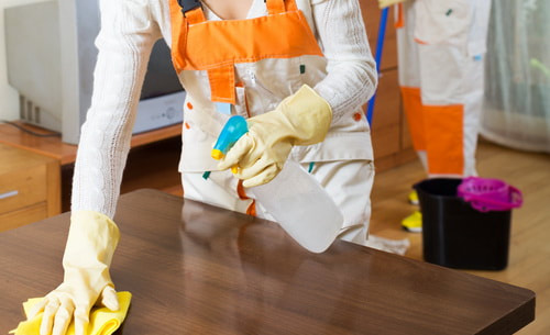 janitorial cleaners in Portland, OR